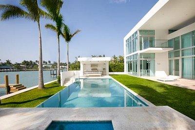 Great Luxury Real Estate Miami. Walden Pond Books