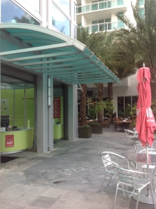The Plaza on Brickell restaurants