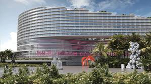 Two mega architectural plans competing to redevelop miami - Home design miami beach convention center ...