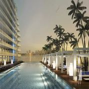 Future 7th floor pool at Baltus House