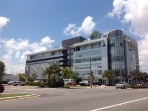 Office building at 2990 Ponce de Leon Boulevard