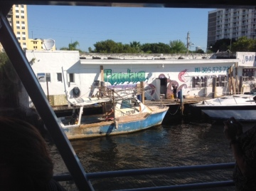 Miami River marine business