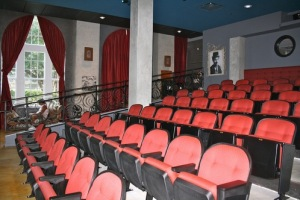 Miami Beach Cinematheque. Photo from www.clandestinenola.com