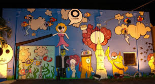 O Cinema theater in Wynwood. Photo from www.localwiki.org